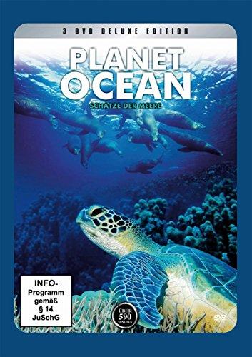 Planet Ocean - Schätze der Meere - Deluxe Metallbox [3 DVDs]