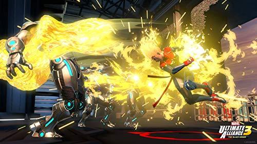 任天堂『MARVELULTIMATEALLIANCE3:TheBlackOrder』