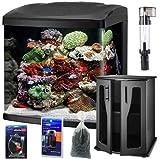 BioCube Coralife Size 32 Basic Reef Aquarium Bundle (6 Items)