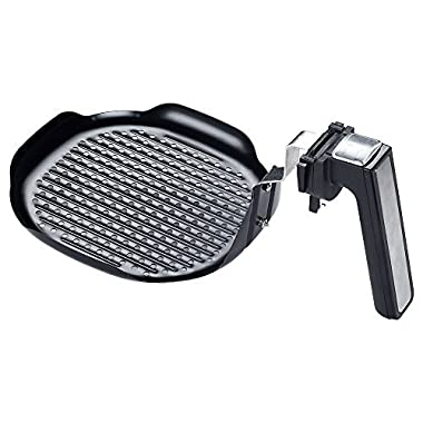 GoWISE USA Air Fryer Grill Pan Insert for GoWISE USA 5.8 Quart Models