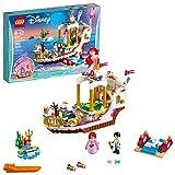 LEGO Disney Princess Ariel's Royal Celebration Boat 41153 Children's Toy Construction Set (380 Pieces) (Discontinued by Manufacturer)