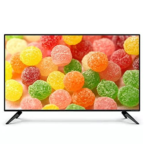 VOCD Smart LED HD TV Remote, Barra De Sonido con Subwoofer Incorporado Y Audio De Cine En Casa Bluetooth para TV, Wi-Fi, para Cocina, Dormitorio, Máquina, Color Negro