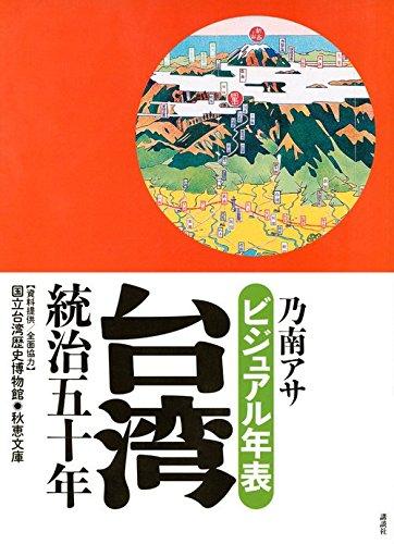 ビジュアル年表 台湾統治五十年の詳細を見る