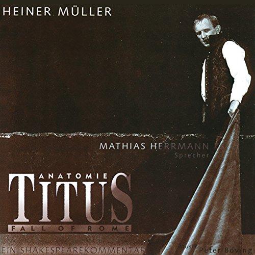 Anatomie Titus Titelbild