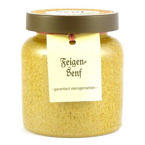 Senfmühle Kleinhettstedt Feigensenf - 270 ml