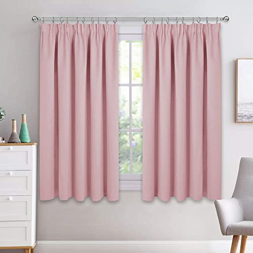 Pink Curtains for Bedroom: Amazon.co.uk