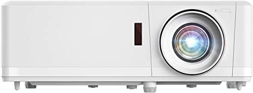 Optoma ZU406 WUXGA Professional Laser Projector | DuraCore Laser Light Source Up to 30,000 Hours | Crestron Compatibl...