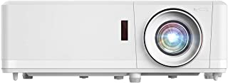 Optoma ZU406 WUXGA Professional Laser Projector | DuraCore Laser Light Source Up to 30,000 Hours | Crestron Compatible | 4...