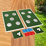 Ideal Cornhole Game Sets - Best Reviews Guide