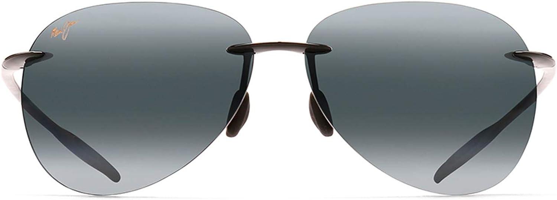 Maui Jim Sugar Beach Aviator Sunglasses