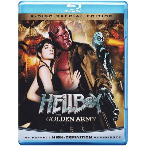 Hellboy - The golden army (special edition) (+DVD)