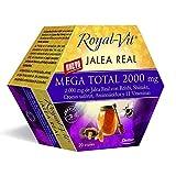 Royal Vit Mega Total Jalea Real 20 ampollas de 2000 mg