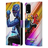 Head Case Designs sous Licence Officielle Power Rangers Beast Morphers Ranger Bleu Personnages Coque...
