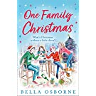 One Family Christmas: A feel-good and funny Christmas romance fiction read