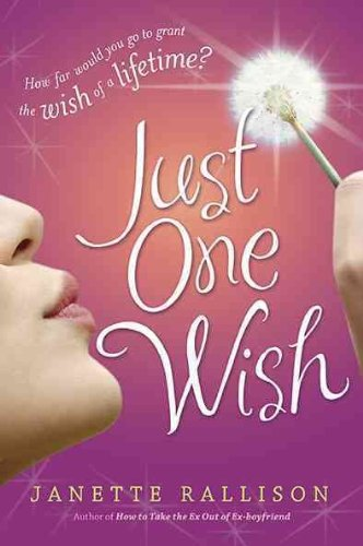 (Just One Wish) By Rallison, Janette (Author) Paperback on 27-May-2010