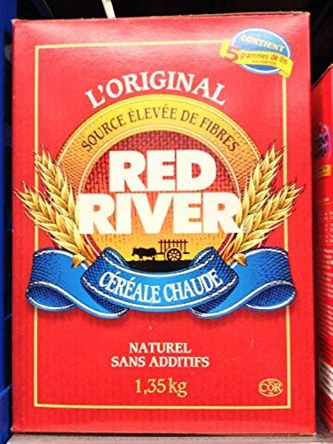 Red River Hot Cereal 135 Kilograms/476 Ounces  2 Pack by Red River