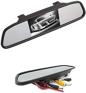 con clip interna Specchietto retrovisore per auto con curva convessa larga 300/mm i-Shop