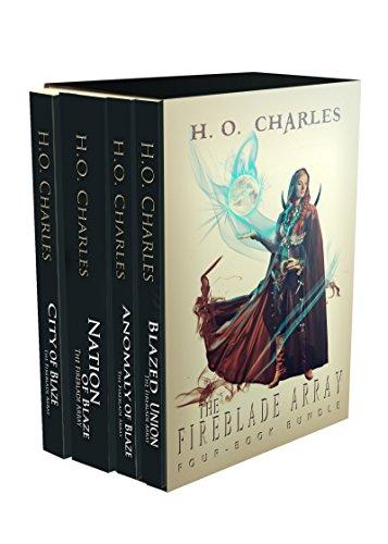 The Fireblade Array Books 1 - 4 by H. O. Charles
