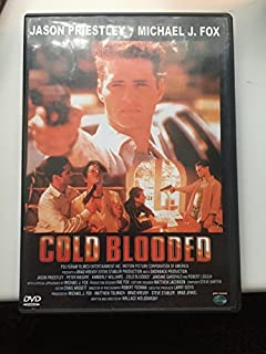 Cold Blooded - The Ultimate Thriller - Michael J. Fox