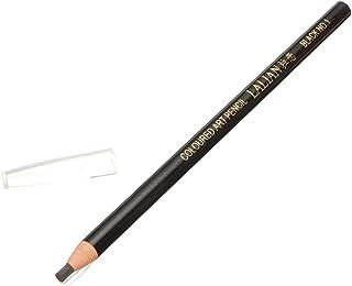 Ceja Lápiz Maquillaje Ceja Cosmética Impermeable Estéreo Tipos Sistema De Lápiz Lápiz Juego De Belleza 12Pcs-Negro