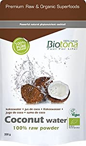 COCO POLVO (AGUA) BIOTONA 200GR