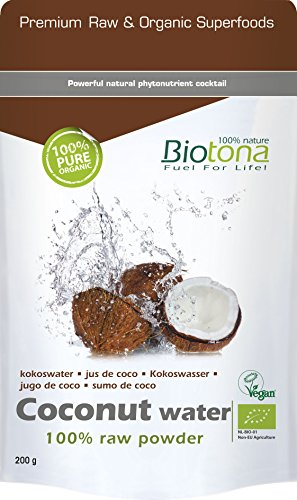 Biotona Coconut Water 100% Raw Powder - 200g