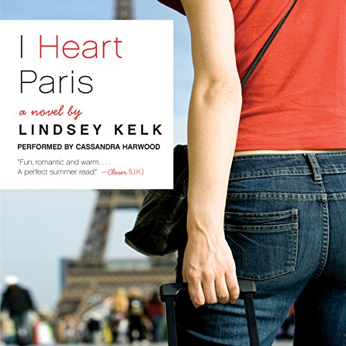 I Heart Paris audiobook cover art