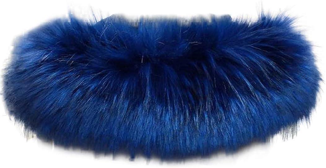 Tngan Faux Fur Collar Scarf Hood Coa Trim Neck Warmer Popular Overseas parallel import regular item brand for Winter