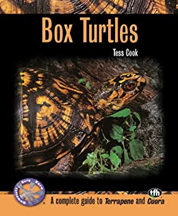 Box Turtles (Complete Herp Care) by [Tess Cook]