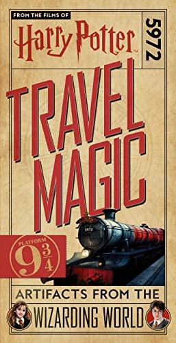 Harry Potter: Travel Magic: Platform 9 3/4: Artifacts from the Wizarding World (Ephemera Kit)
