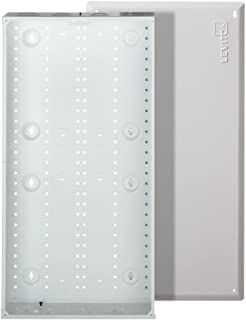 Leviton 47605-28W Series 280M Structured Media Center with Cover