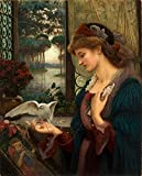 Europäische Mittelalter Edle Dame Rock Frau Madame