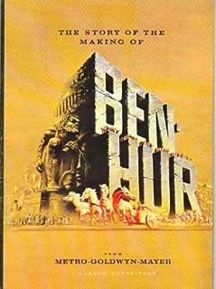 映画パンフレット 「BEN-HUR(ベン・ハー)(メトロ・ゴールドウィン・メーヤー映画版)」 監督 ウィリアム・ワイラー 出演 チャールトン・ヘストン/ジャック・ホーキンス/スティーブン・ボイト/ハイヤ・ハラリート/ヒュー・グリフィス/マーサー...