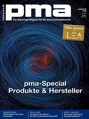 Veranstaltungstechnik Produkte und Hersteller Produktneuheiten Trends in der pma