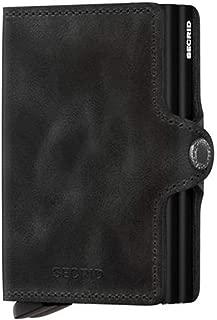 Secrid Twinwallet - Vintage Black Leather