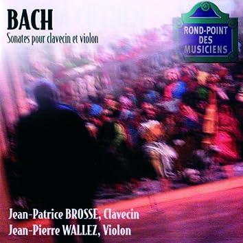J.S.Bach: Sonates Clavecin/Violon