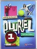 Pluriel 1 Libre de L´Eleve Niveau A1 Santillana Francais - 9788492729364