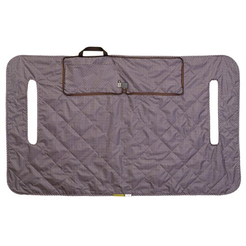 Classic Accessories Fairway Golf Cart Seat Blanket/Cover - Houndstooth