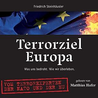 Terrorziel Europa Titelbild