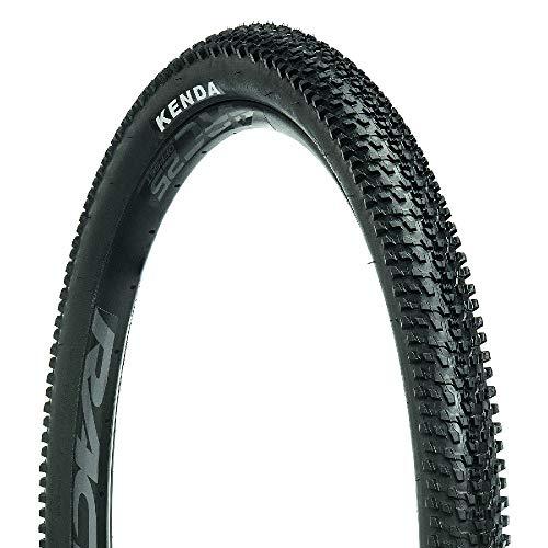 Kenda - Neumático para Bicicletas - Preferred - 26' x 2,35 - Cubiertas de Alto Rendimiento - Diseño de Tacos Altos - Ideal para Montaña - Adultos Unisex - Color: Negro