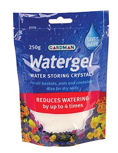 Gardman 02316 Watergel Pouch, Clear, 250 g