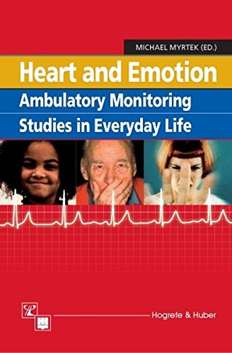 Heart and Emotion: Ambulatory Monitoring Studies in Everyday Life