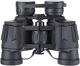 Portable Telescope 8x40 Binoculars HD High Magnification Black Large Eyepiece Wide Angle Coating Portable Compact Telescop...