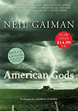 American Gods Low Price MP3 CD