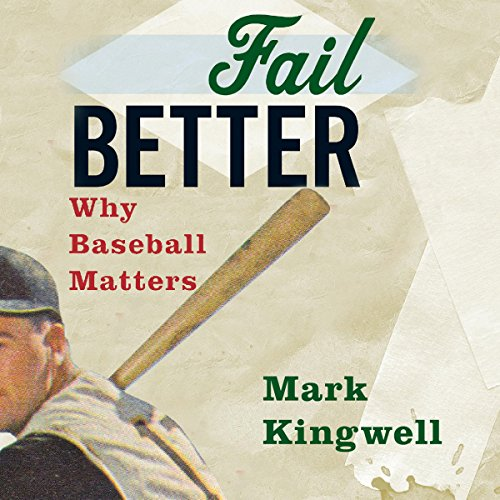 Fail Better audiobook cover art