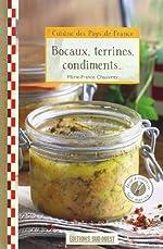 BOCAUX, TERRINES, CONDIMENTS.../POCHE de Marie-France Chauvirey