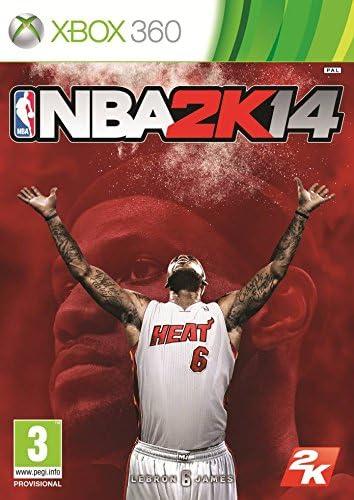 Juegos para Xbox 360 de todos los tiempos NBA 2K14