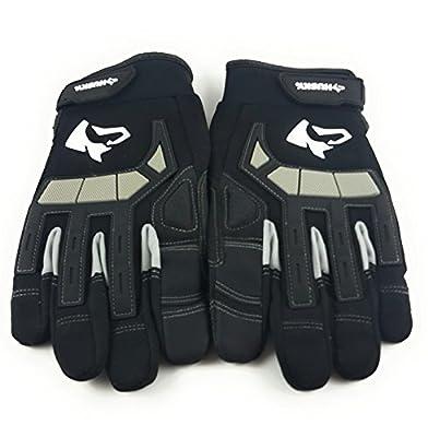 Husky HEAVY Duty Mechanic Contractor Work Gloves
