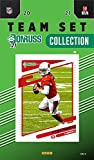 Arizona Cardinals 2021 Factory Sealed 9 Card Team Set with Kyler Murray and Rookie Cards Plus. rookie card picture