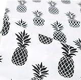 Wooju.Corporation Schwarz Big 6 Arten Sweet and Sour Ananas